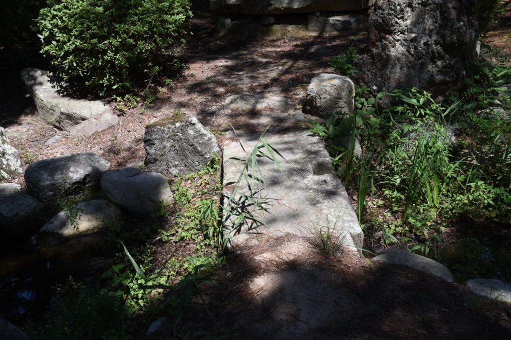 山口 萩城庭園